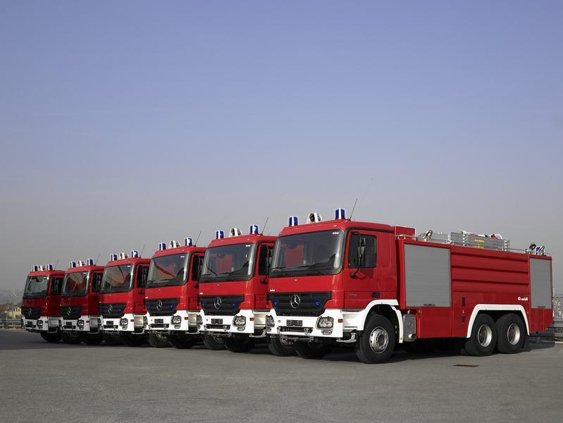 Xe chữa cháy đô thị thiết kế tùy biến8