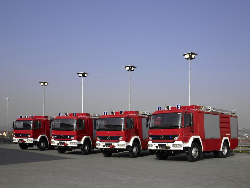 Xe chữa cháy đô thị thiết kế tùy biến7