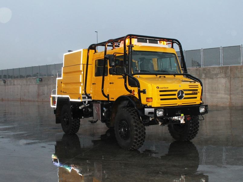 Forest Firefighting Vehicles11