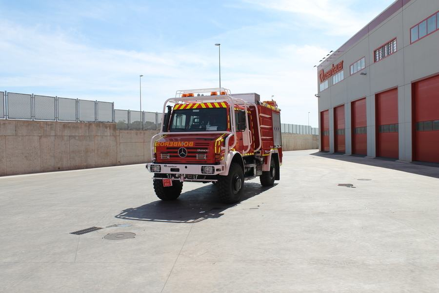 Forest Firefighting Vehicles7