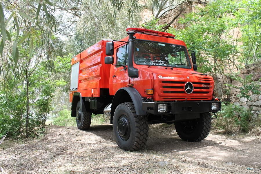 Forest Firefighting Vehicles9