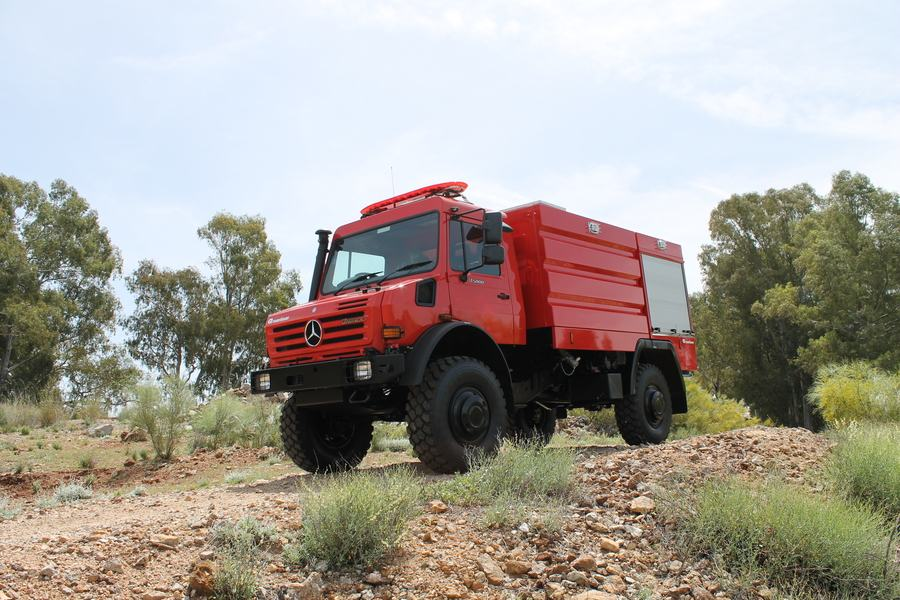 Forest Firefighting Vehicles8