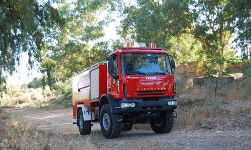 Xe chữa cháy rừng