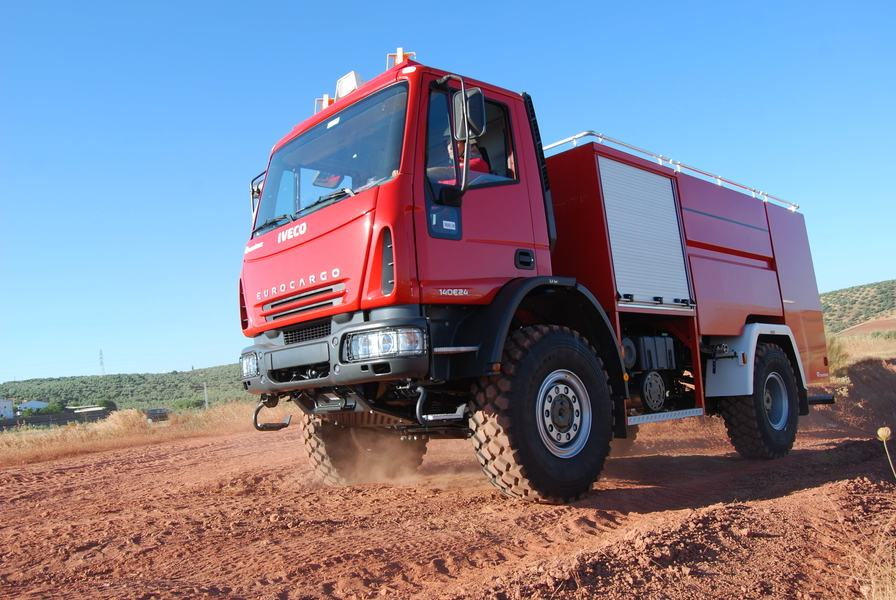Forest Firefighting Vehicles5