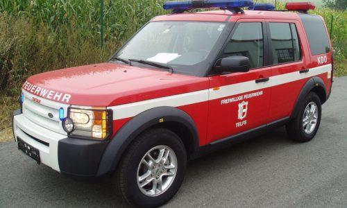 Xe chỉ huy chữa cháy