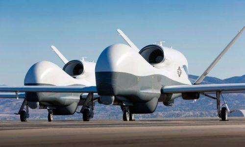 Patrol and surveillance UAVs
