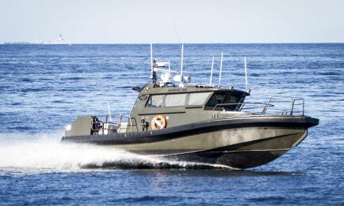 Patrol and surveillance boats