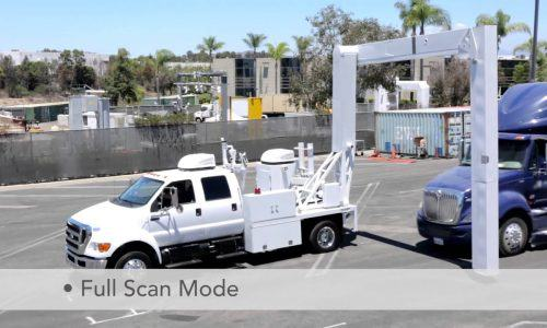 VACIS® M6500 Mobile Inspection System