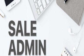 Nhân Viên Hỗ Trợ Kinh Doanh/ Sales Admin